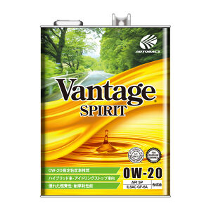 Vantage SPIRIT 0W20/SP/4L 合成油