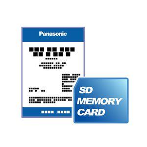 Panasonic 2021年度版地図SDHCメモリーカード CA-SDL219D