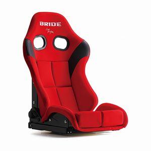 BRIDE STRADIAIII リクライニングシート G71BZR レッド スタンダードクッション