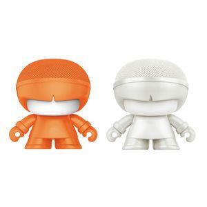 XOOPAR BOY MINI 2in1 XB-P03M Bluetoothスピーカー オレンジ/ホワイト