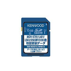 KENWOOD KNA-MD821A 地図更新SDカード