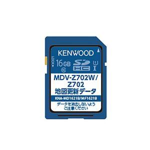 KENWOOD KNA-MD1621B 地図更新SDカード