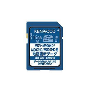 KENWOOD KNA-MD21B 地図更新SDカード