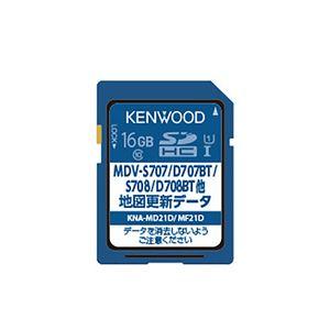 KENWOOD KNA-MD21D 地図更新SDカード