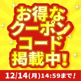 カスタムパーツ・カーナビ・キャリアがお買い得!クーポン配布中!